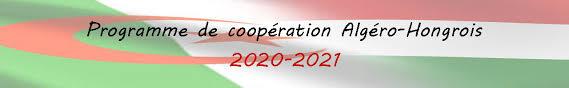 Programme boursier de coopération Algéro-Hongrois 2021-2022