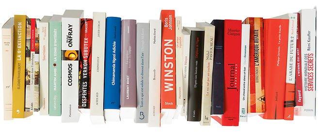 المقتنيات الجديدة للمكتبة
