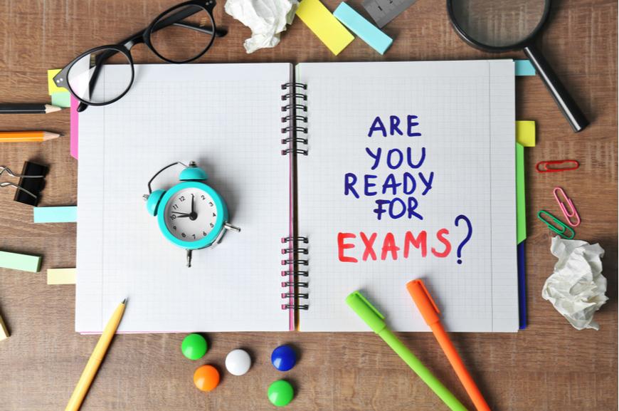 Planning des examens S1