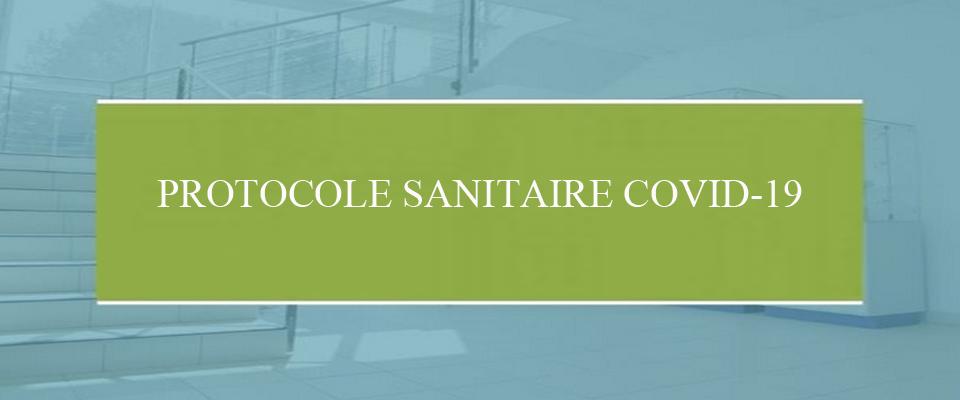 Protocole sanitaire covid-19 Anne Univ 2021-2022